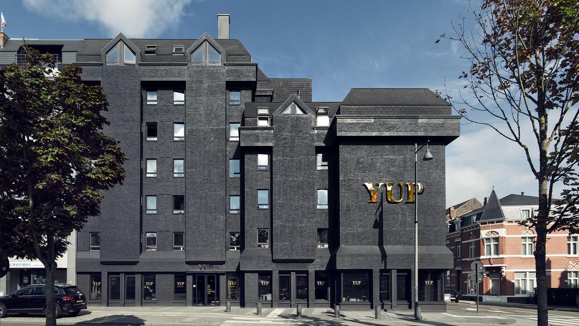 YUP Hotel - Hotspotting in Hasselt