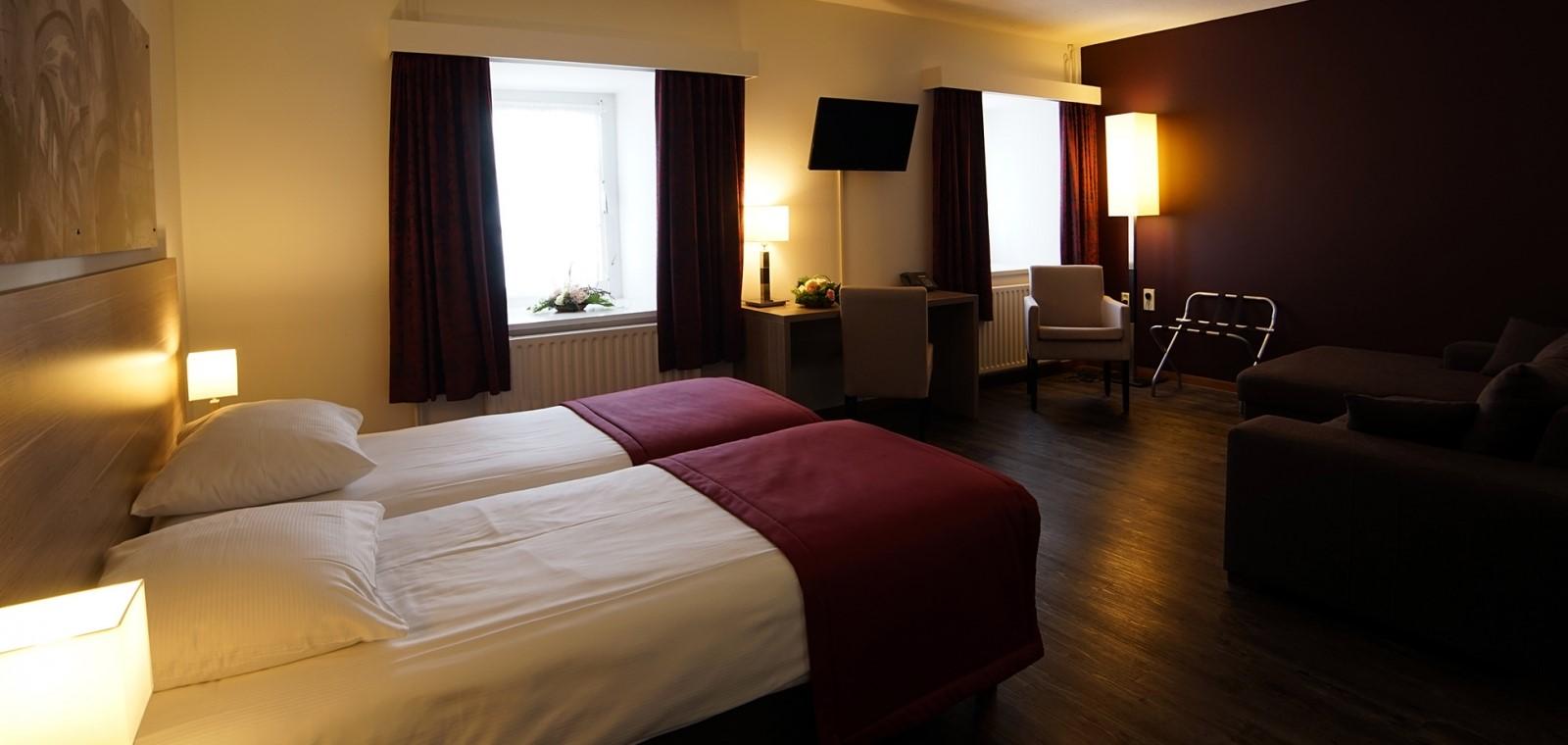 Abdij Hotel Rolduc - Comfort Familiekamer