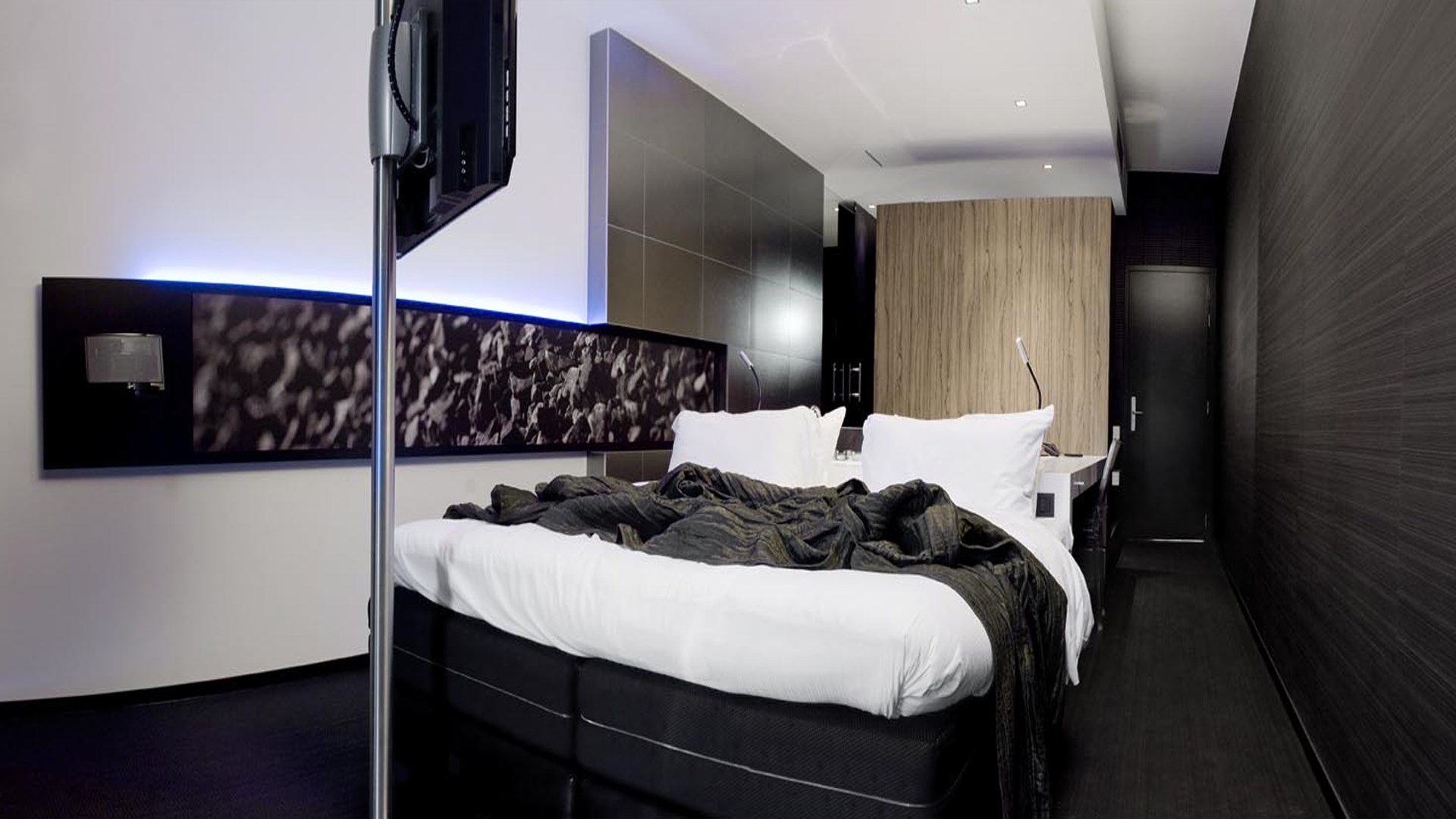 CARBON HOTEL GENK STYLE ROOM