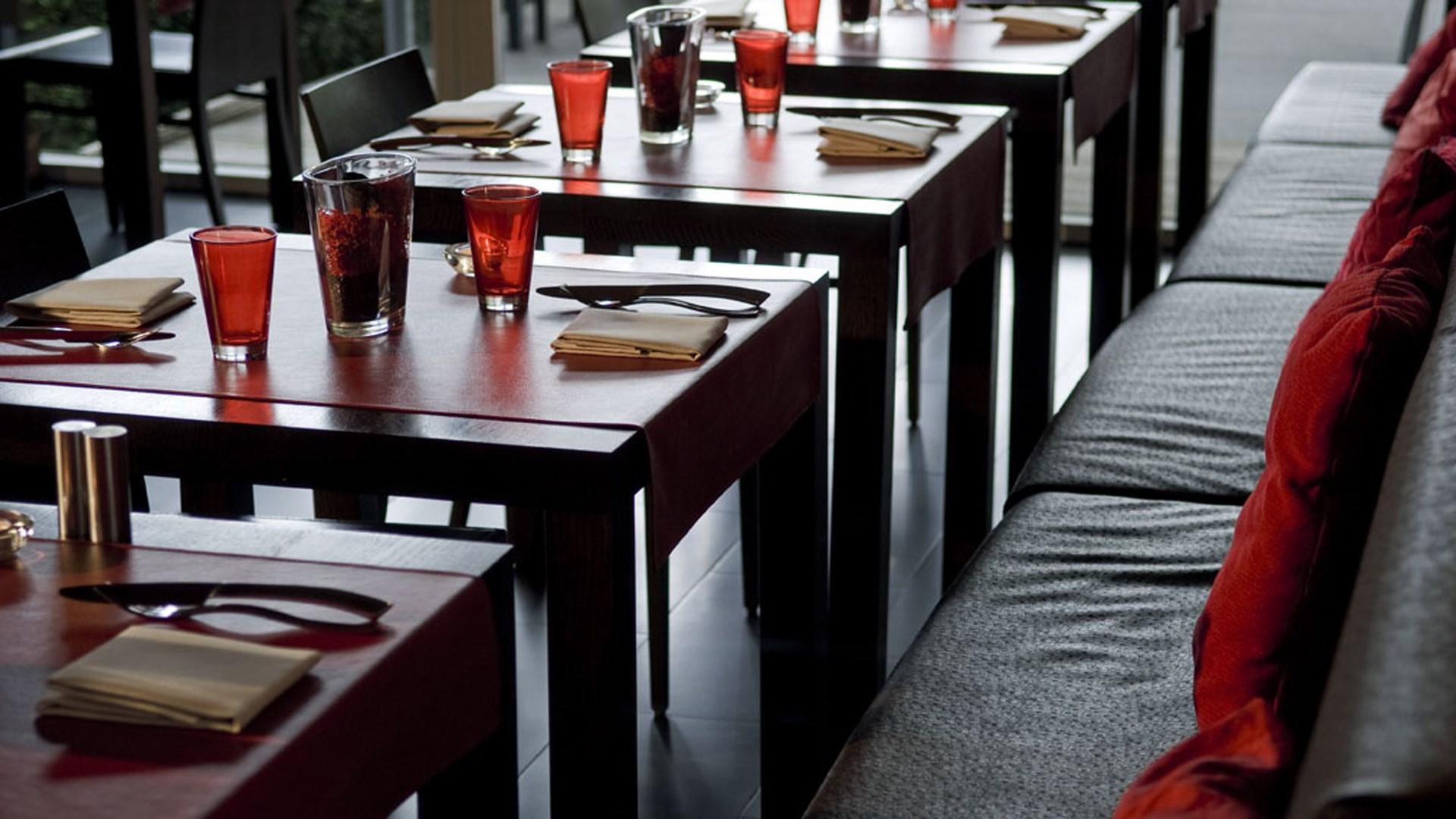 HOTEL ATLANTIS GENK ITALIAN LOVE FOR FOOD ARRANGEMENT