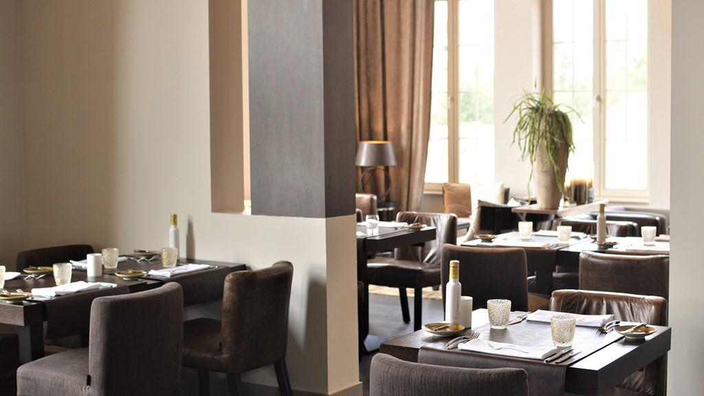 TERHILLS HOTEL DINEREN IN RESTAURANT TERHILLS