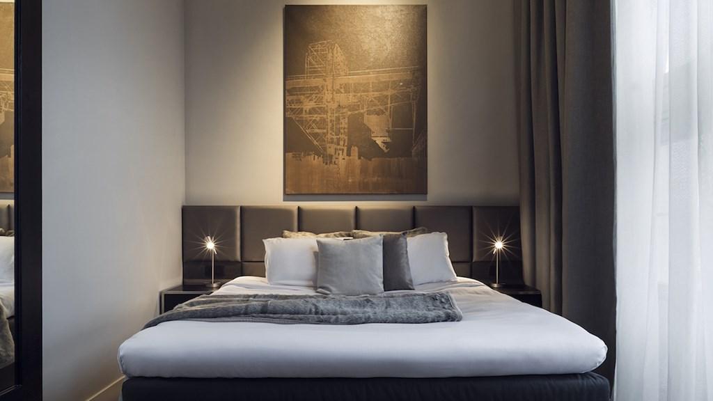 TERHILLS HOTEL WINTER OP DE TERHILLS SITE ARRANGEMENT