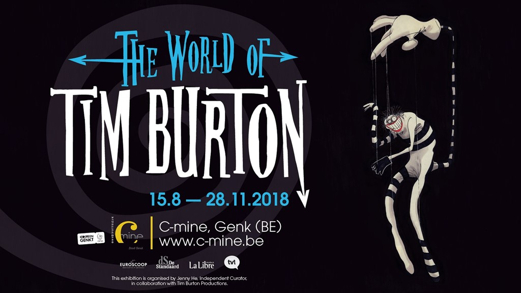 HOTEL ECU GENK - THE WORLD OF TIM BURTON