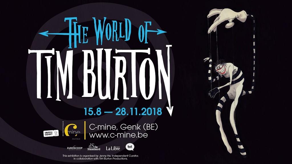 CARBON HOTEL GENK - TIM BURTON