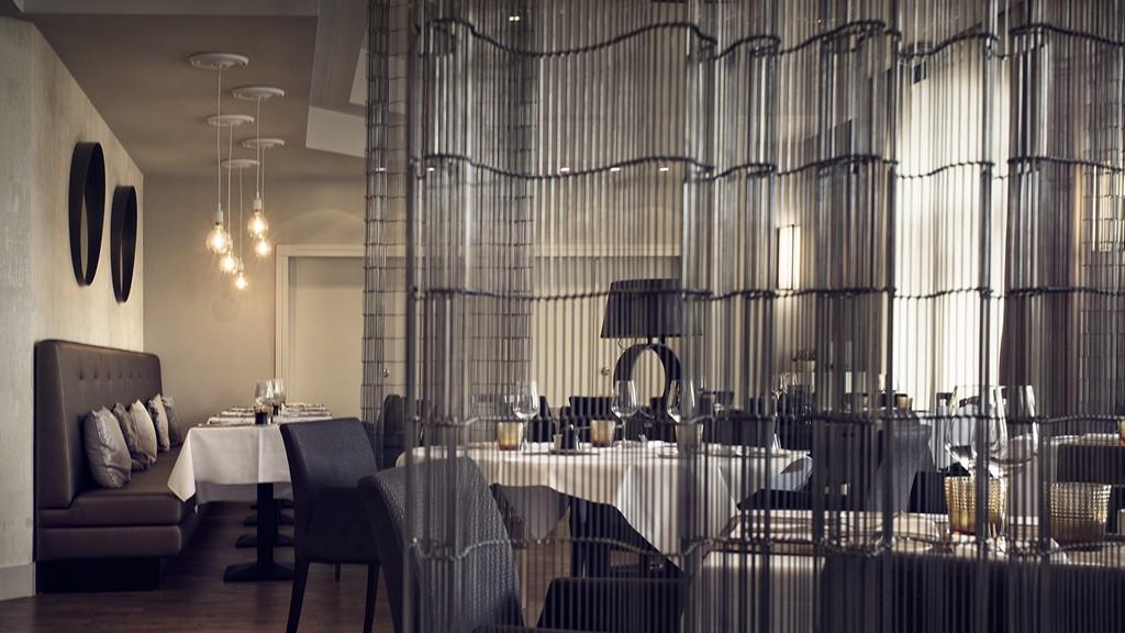 M Hotel - Diner arrangement