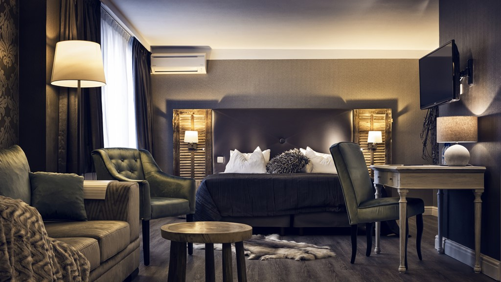 Hotel Mardaga - Nieuwjaarsarrangement