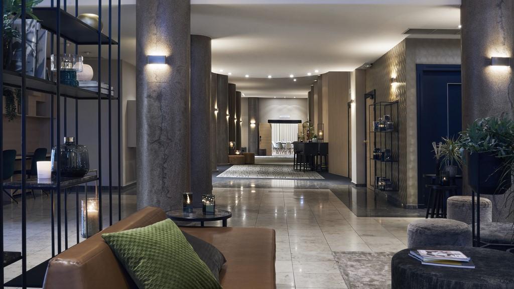 M Hotel - Nieuwjaar aan de Molenvijver
