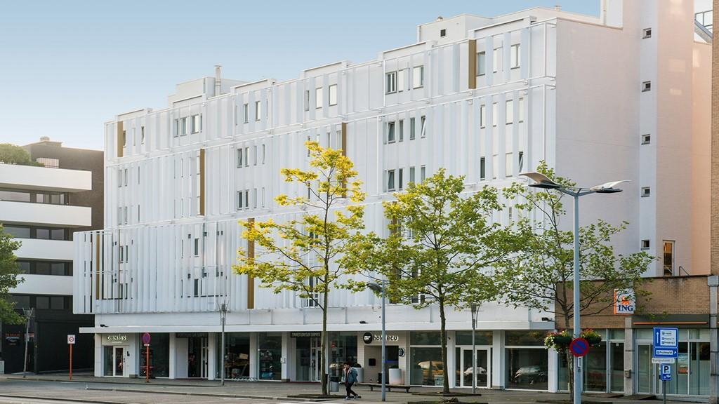 Hotel ECU - Fietsen en wandelen in Genk