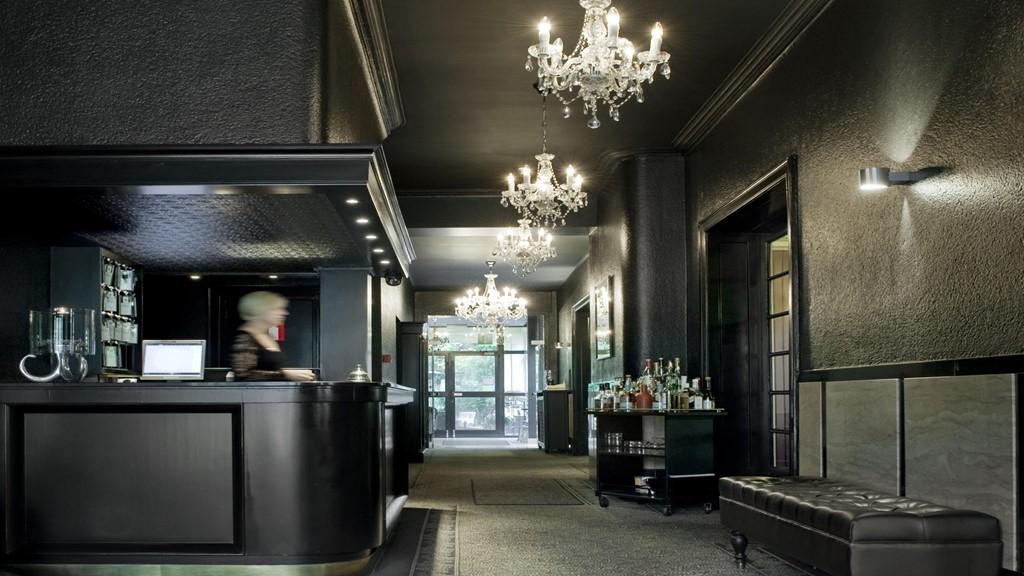 Hotel Mardaga - shopping x culinary