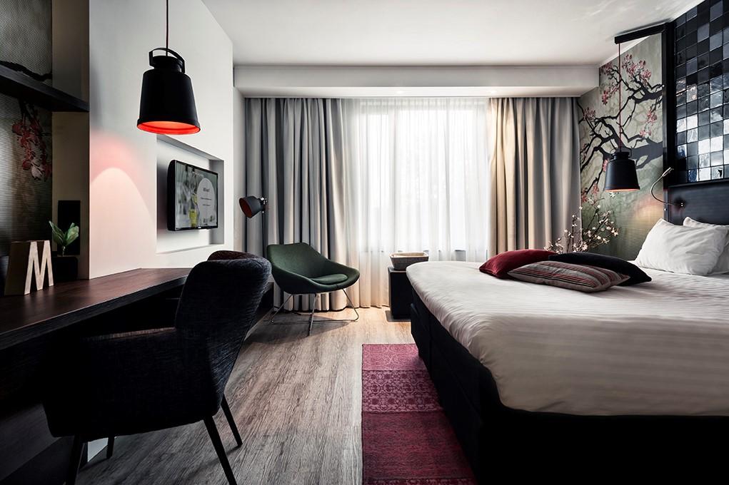 M Hotel - Kerstarrangement