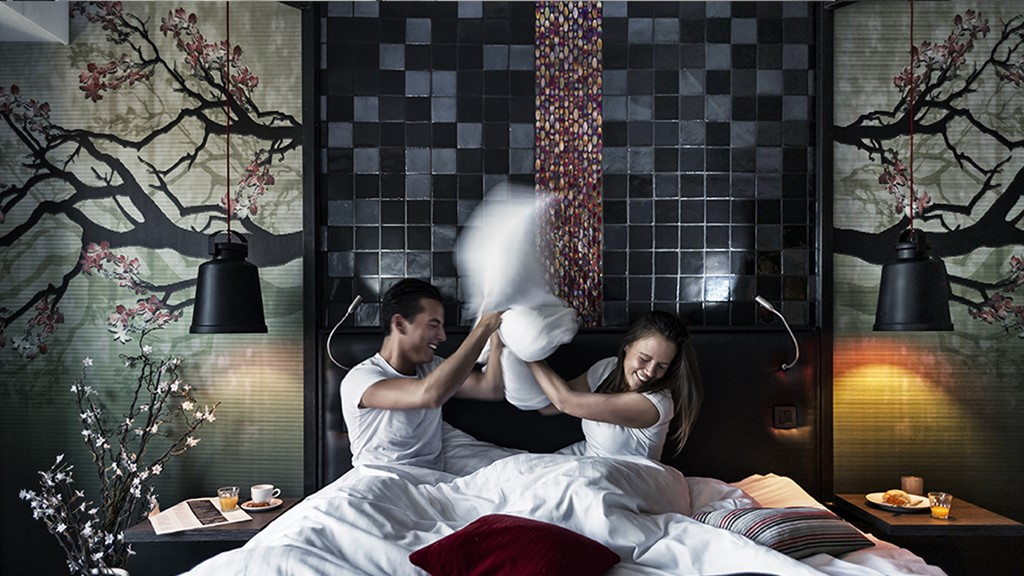 M Hotel - Valentijnsarrangement