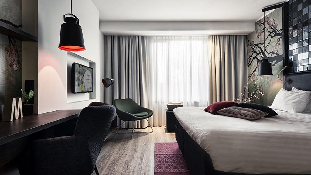 M HOTEL GENK COMFORT KAMER VIJVERZICHT